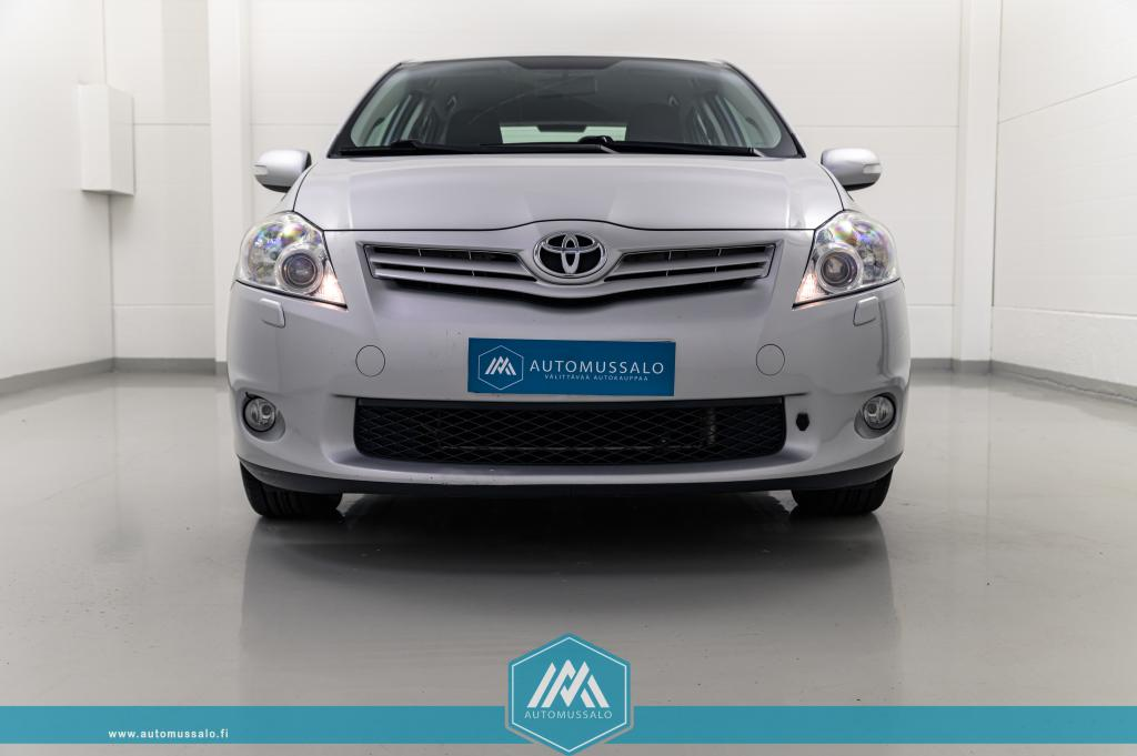 Toyota Auris 1, 6 Valvematic Sol Edition 5ov