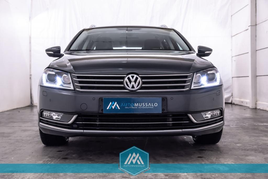 Volkswagen Passat 1.4 TSI Multifuel 118Kw