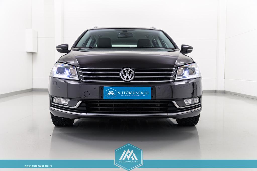 Volkswagen Passat 1.4 Ecofuel 150hv Man.