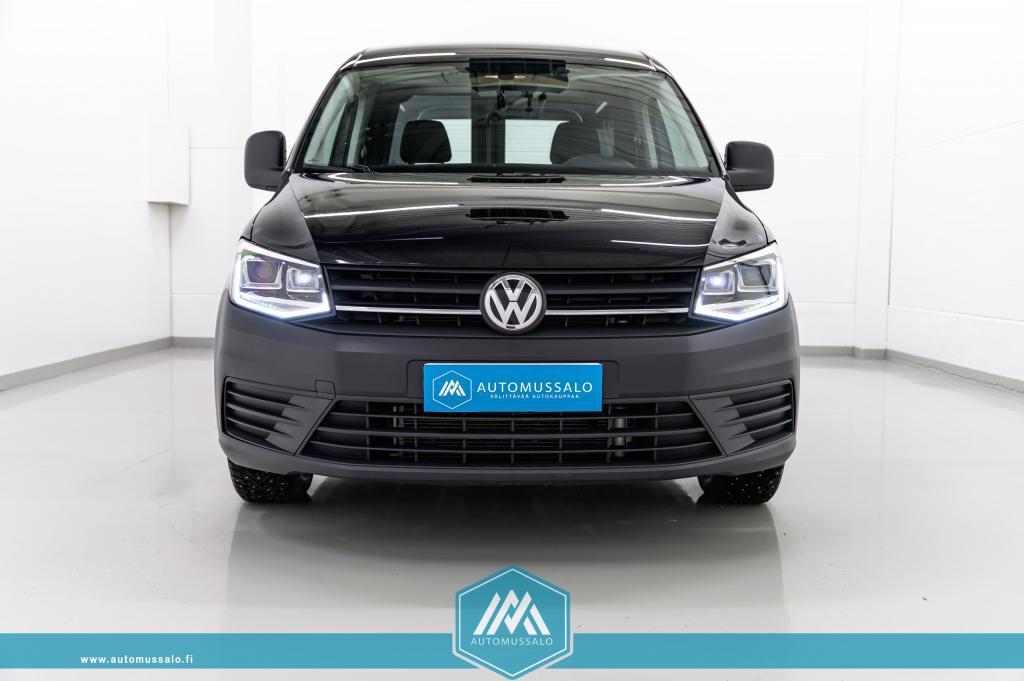 Volkswagen Caddy umpipakettiauto 2, 0 TDI 75kW Facelift