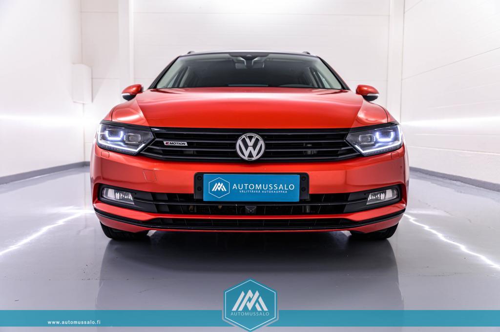 Volkswagen Passat Variant Highline 2, 0 TSI 280hv