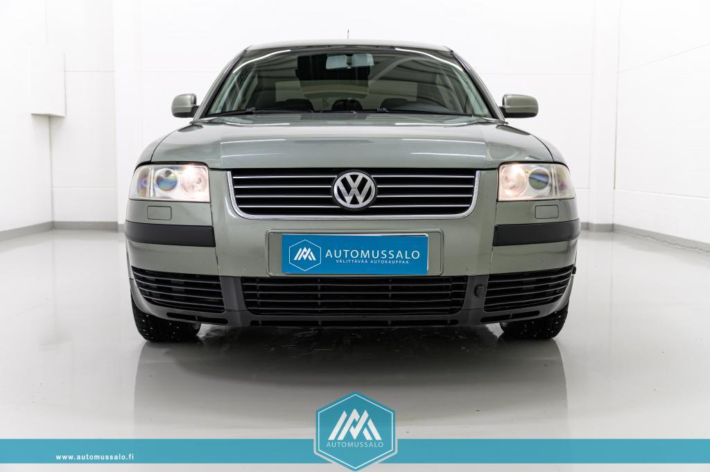 Volkswagen Passat 1.9 TDI Sedan
