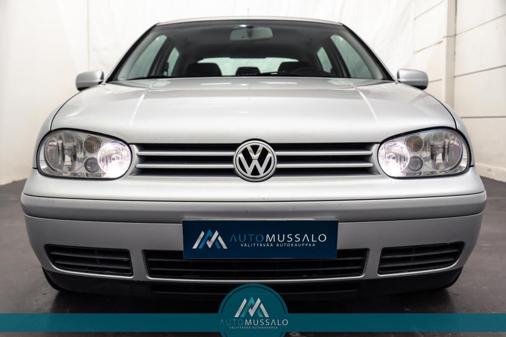 Volkswagen Golf 2.8 High Coupe