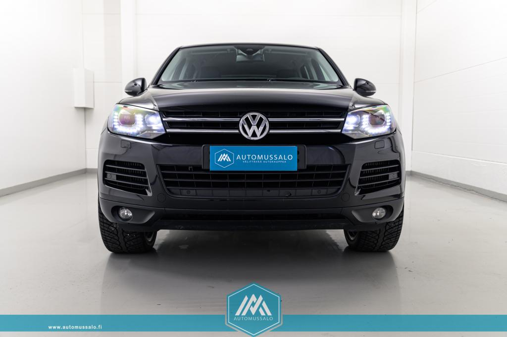 Volkswagen Touareg 3, 0 V6 TDI 176 4MOTION BlueMot A 239hv