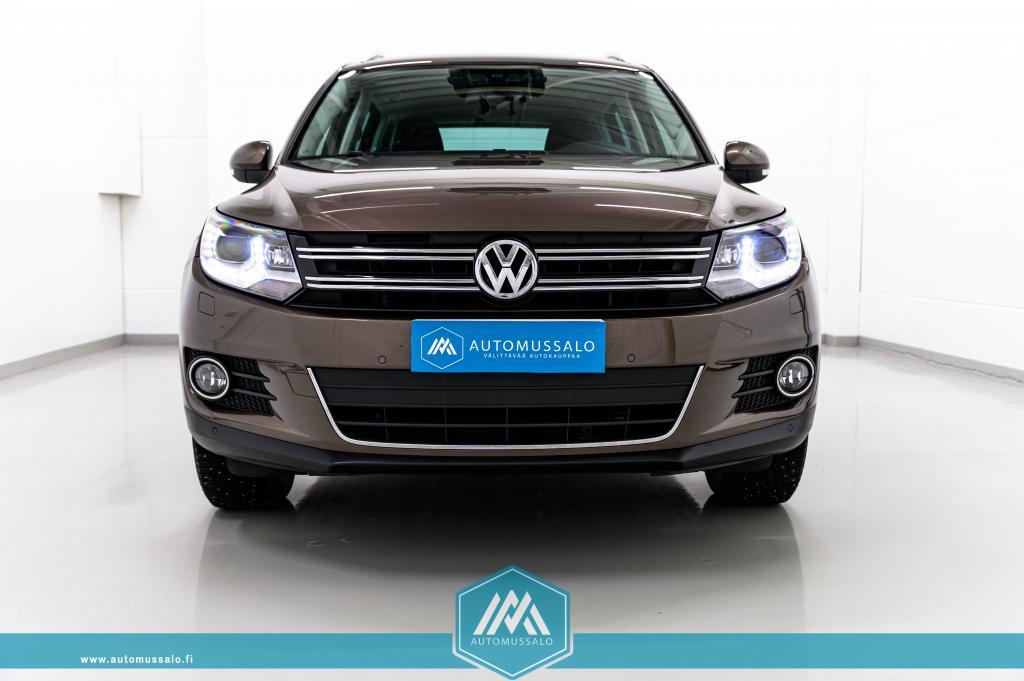 Volkswagen Tiguan 2.0 Tdi Blue Motion 103kw