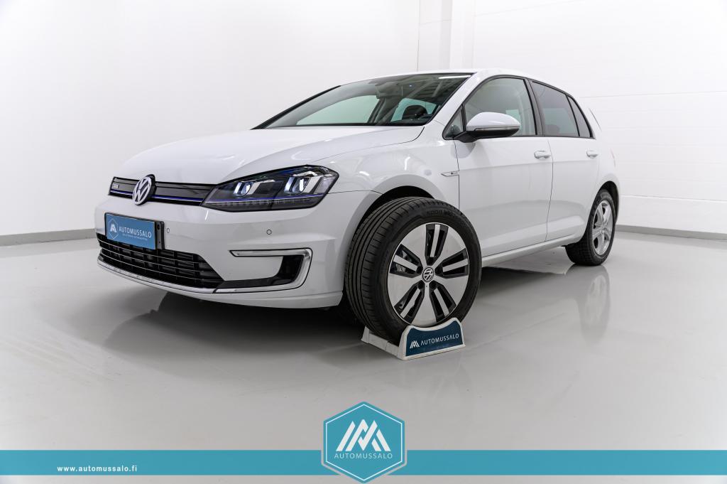 Volkswagen Golf e-Golf 85 kW (115 hv) automaatti 4-ovinen