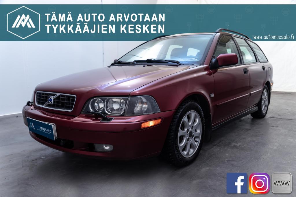 Volvo V40 5D WAGON 2.0T AUTOMATIC