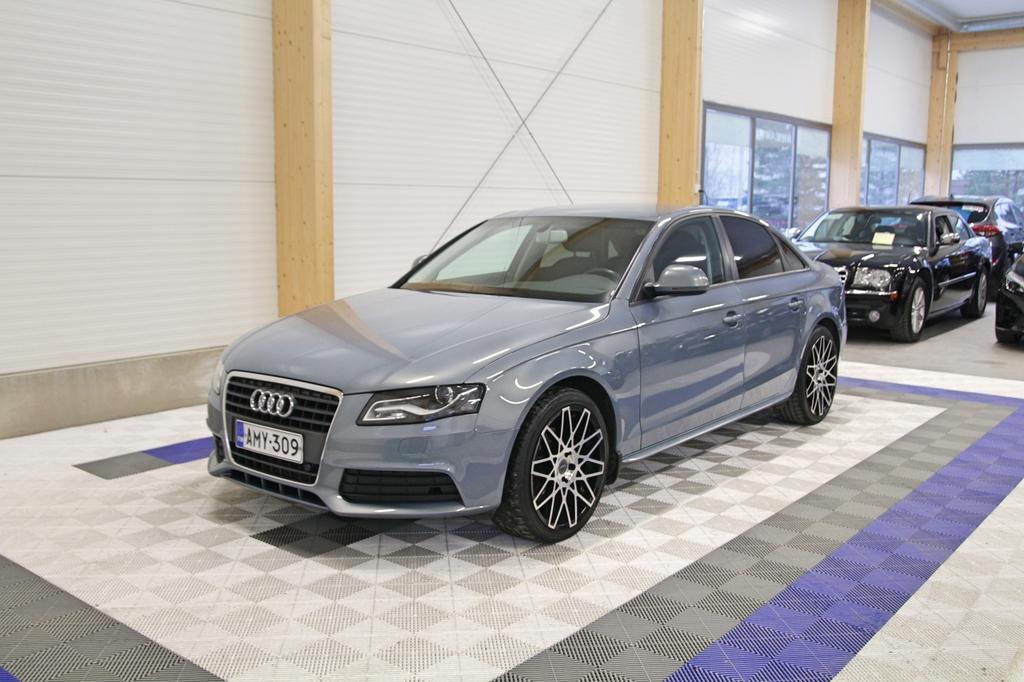 Audi A4, 2.0 TDI 105kw Man *Bang%Olufsen/XENON/SPORTPENKIT/19