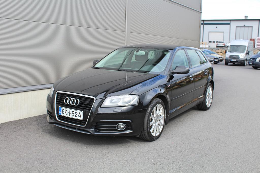 Audi AUDI A3, 1.4 TFSI 92KW S-Tronic Aut S-Line