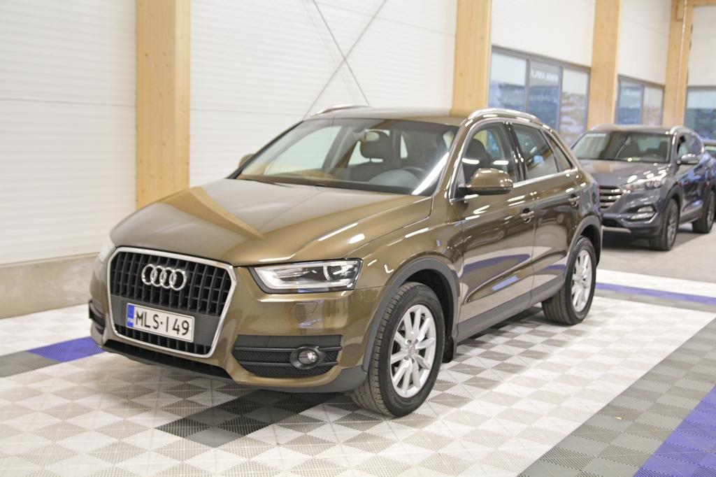 Audi Q3, Business 1.4 TFSI 110kw COD S-Tronic