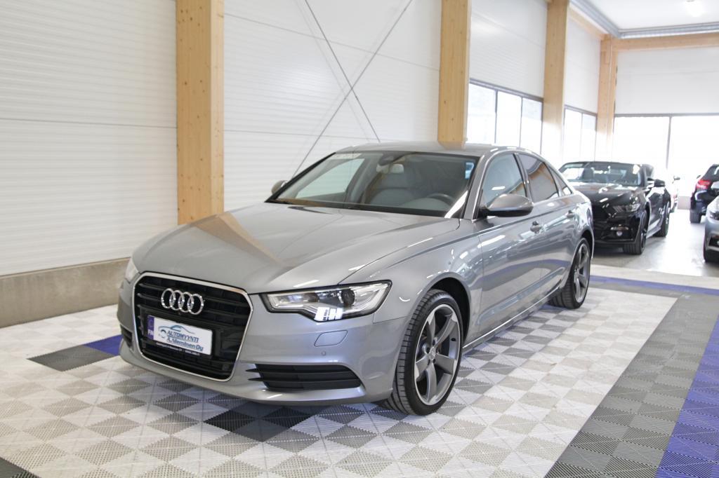 Audi A6, 3, 0 V6 TDI 150kw A *WEBASTO/SPORTNAHAT/KAMERA*
