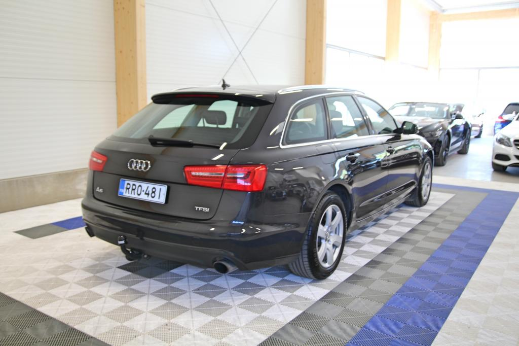 Audi A6, Avant Business 2, 0 TFSI 132 kW multitronic S/S *JUURI HUOLLETTU UPEA SUOMIAUTO*