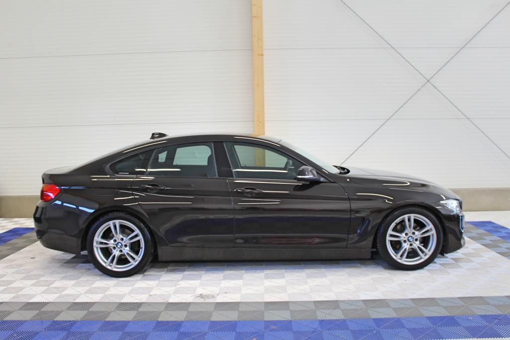 BMW 420, dA Gran Coupe *Sportpenkit/Paranneltu äänentoisto/Xenon/18