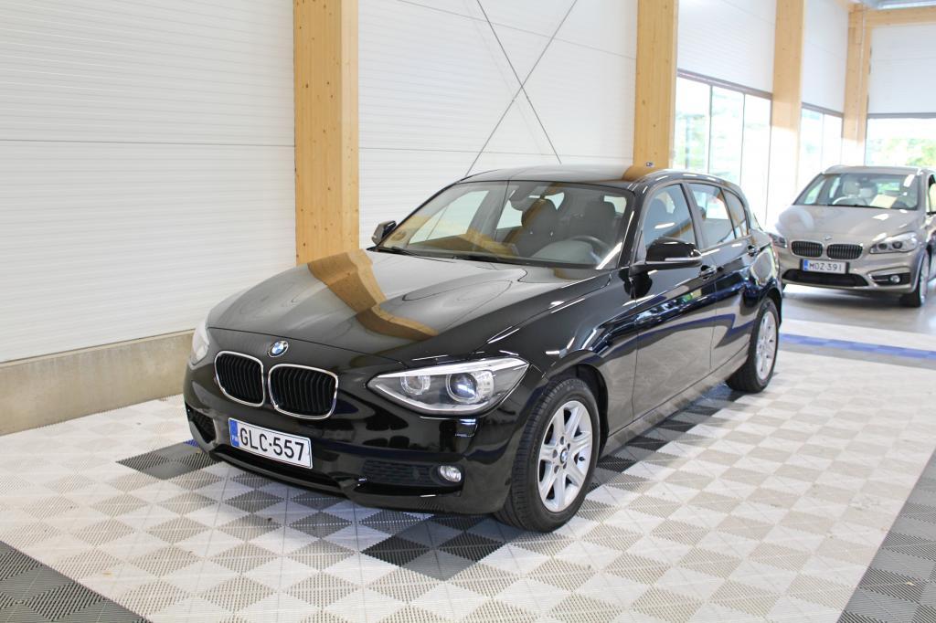 BMW 116, d Aut *WEBASTO/XENON/P-TUTKAT/SPORT-Penkit*