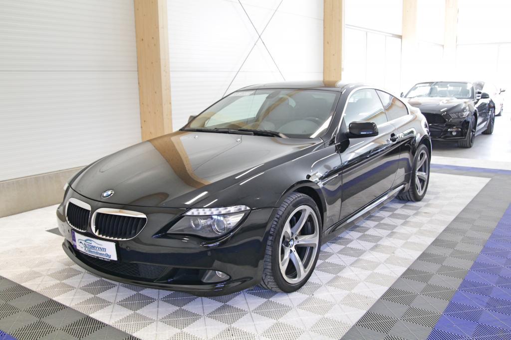 BMW 635, D A LCI *SPORTNAHAT/LASIKATTOLUUKKU/XENON*