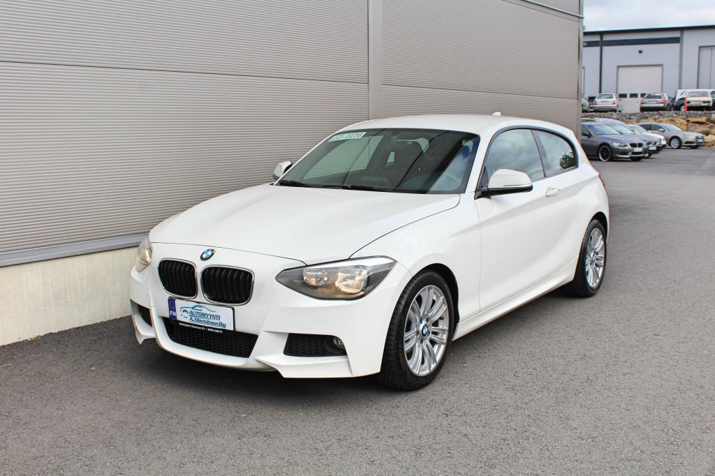 BMW 114, i M-Sport *KORKO ALKAEN 0, 99%*