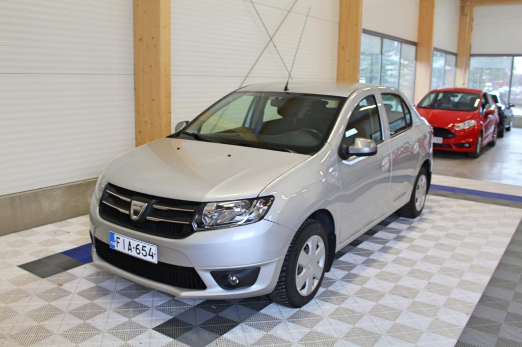 Dacia Logan, TCe 90 Sedan manuaali *OSAMAKSULLA ILMAN KÄSIRAHAA ALK. 99e/KK*