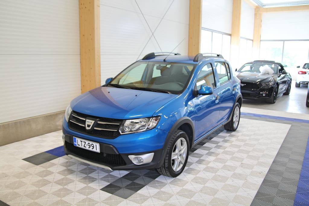 Dacia Sandero, Stepway TCe 90 Prestige *NAVI/CRUISE/BT-HF*