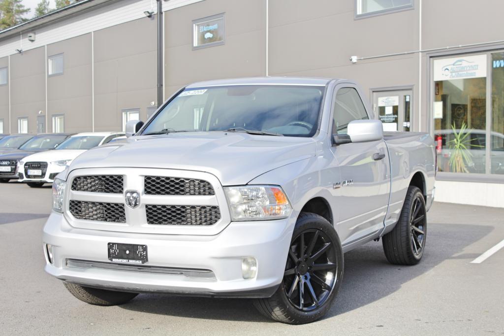 Dodge Ram, 1500 5, 7 Hemi V8 Regular Cab KORKO 0, 99% *B-KORTILLA AJETTAVA*