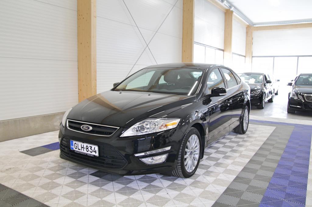 Ford Mondeo, 1, 6 EcoBoost 160 S/S Edition 5ov *NAVI/XENON/1-OMISTEINEN*