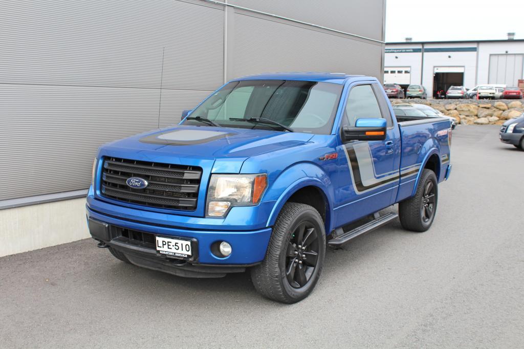 Ford F150, Tremor FX4 V6 Twinturbo Ecoboost