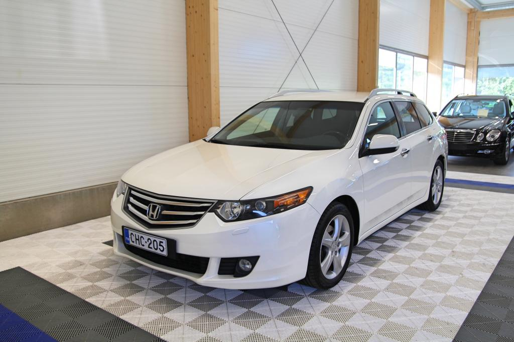 Honda Accord, Tourer 2, 0 Elegance Business *SUOMIAUTO*