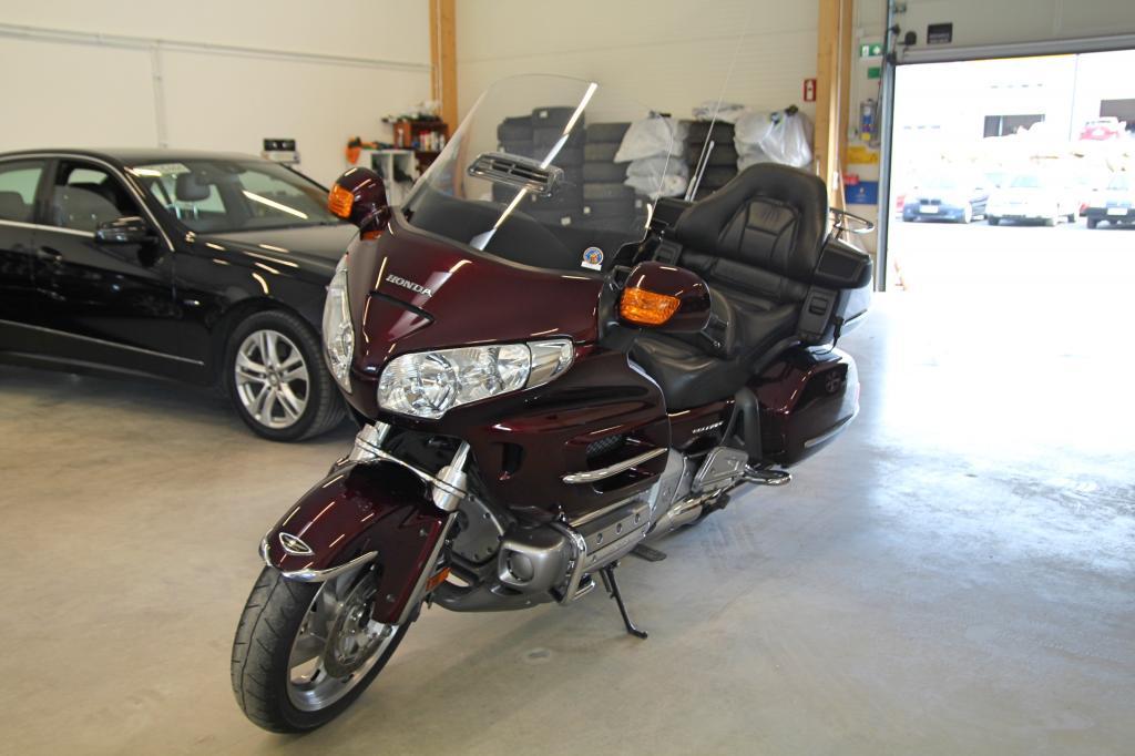 Honda GL1800, Goldwing