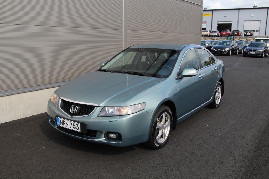 Honda Accord, 2.0 i-Vtec 114kw Sport *OSAMAKSULLA ALK 69e/kk*