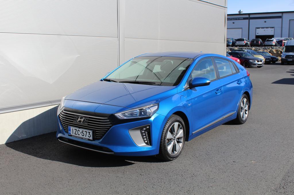 Hyundai Ioniq Plug-In, 1, 6 Plug-In Hybrid Range jopa +60km *P-KAMERA/ADAPT.CRUISE/NAVI*