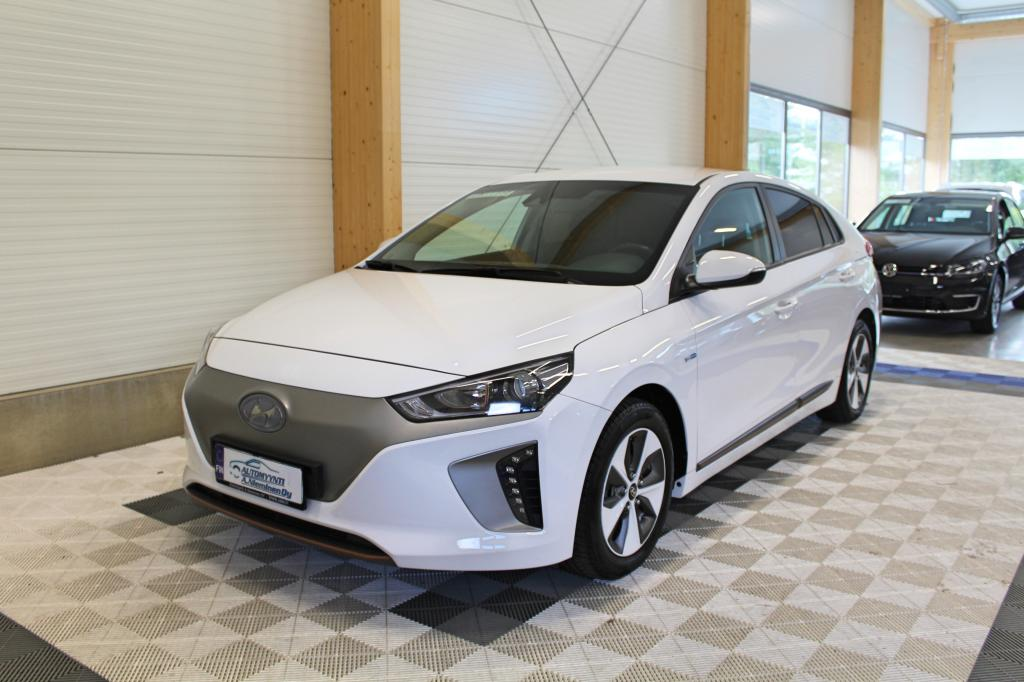 Hyundai Ioniq Electric, Trend *ADAPT.CRUISE/P-KAMERA/NAVI/ILP*