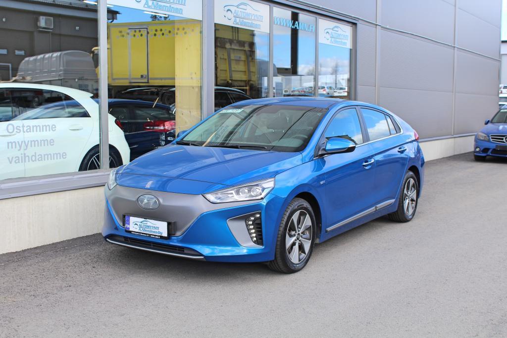 Hyundai Ioniq electric, Style *ILP/LED/ADAPT.VAKKARI/P-KAMERA*
