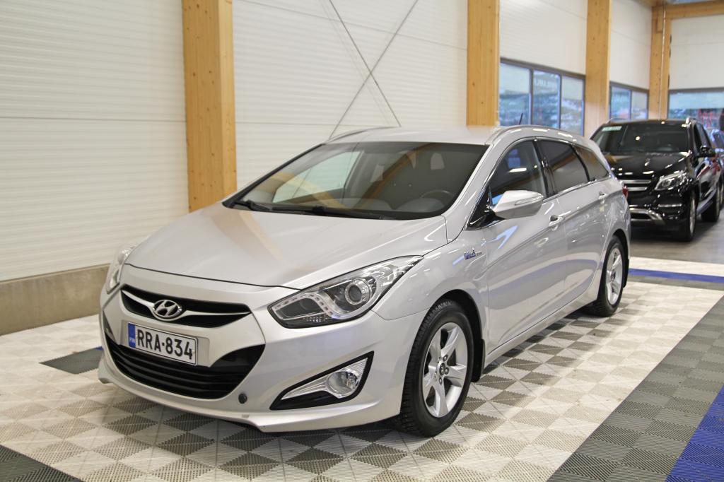 Hyundai i40, 1, 6 GDI 6MT ISG Classic *OSAMAKSULLA JOPA ILMAN KÄSIRAHAA*
