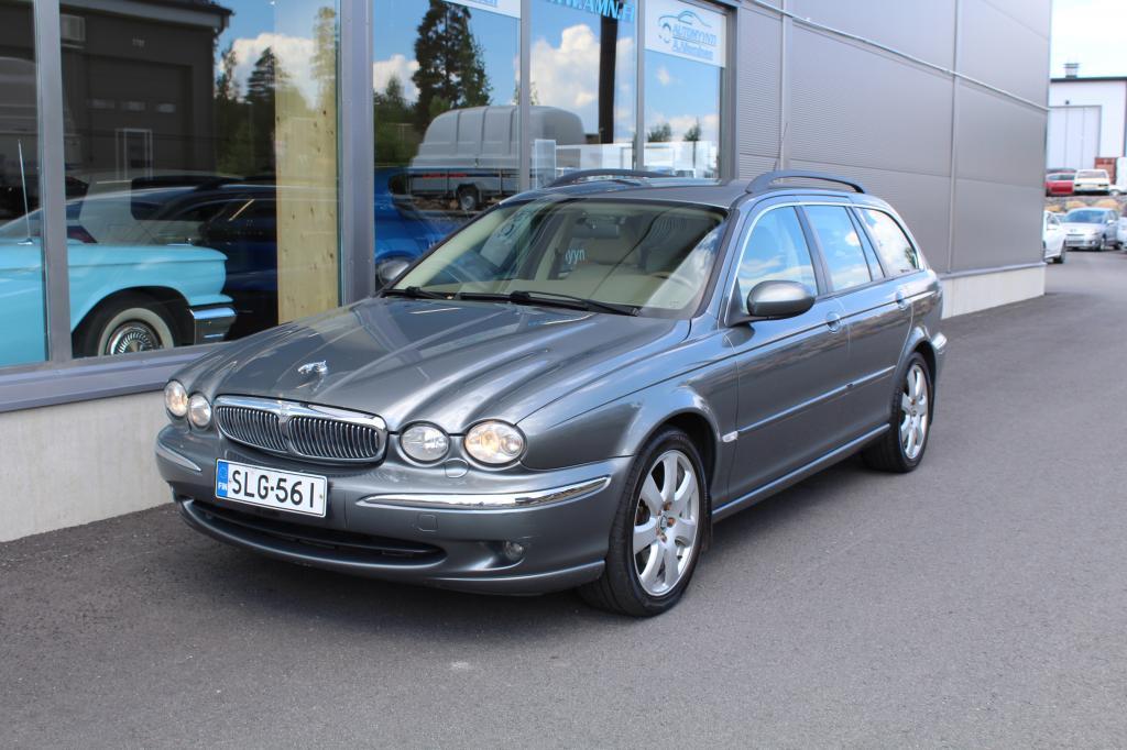 Jaguar X-TYPE, 3, 0 V6 AWD Executive Estate *HIENO SUOMIAUTO*