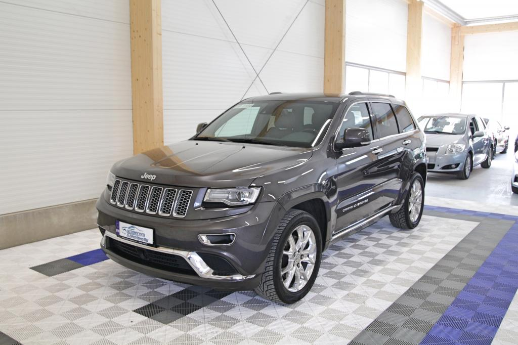 Jeep Grand Cherokee, 3, 0 CRD Summit *Adapt.Cruise/Panorama/BiXenon/Koukku*