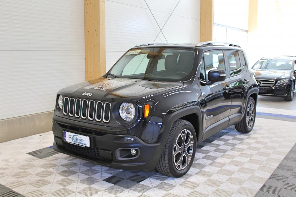 Jeep Renegade, 1.4 M-Air Limited FWD *XENON/P-TUTKA/NAVI*