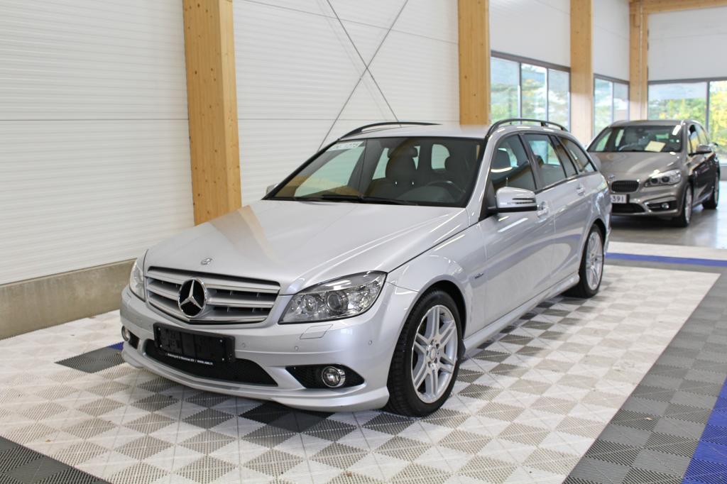 Mercedes-Benz C, 180 Kompressor T BlueEfficiency AMG