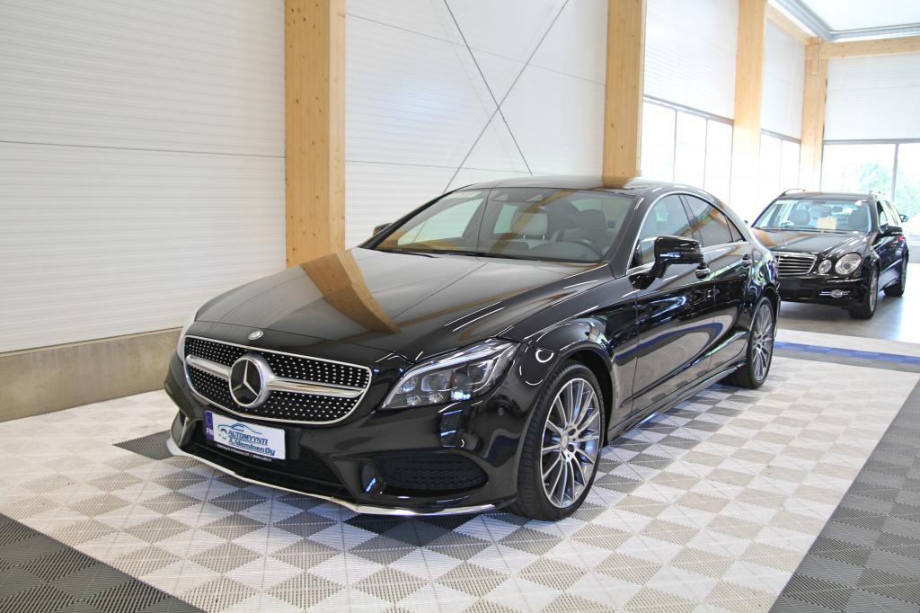 Mercedes-Benz CLS, 350 BT 4-Matic AMG *MULTIBEAM-LED/360-Kamera/Comand*