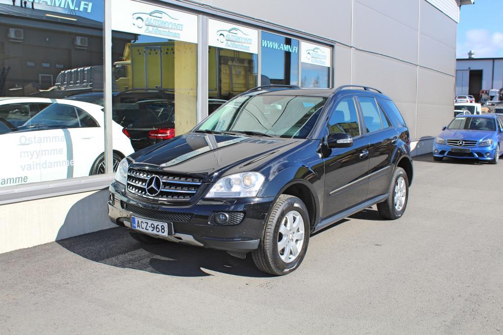 Mercedes-Benz ML, 280 CDI 4Matic Aut *SIISTI HYVIN PIDETTY SUOMIAUTO*