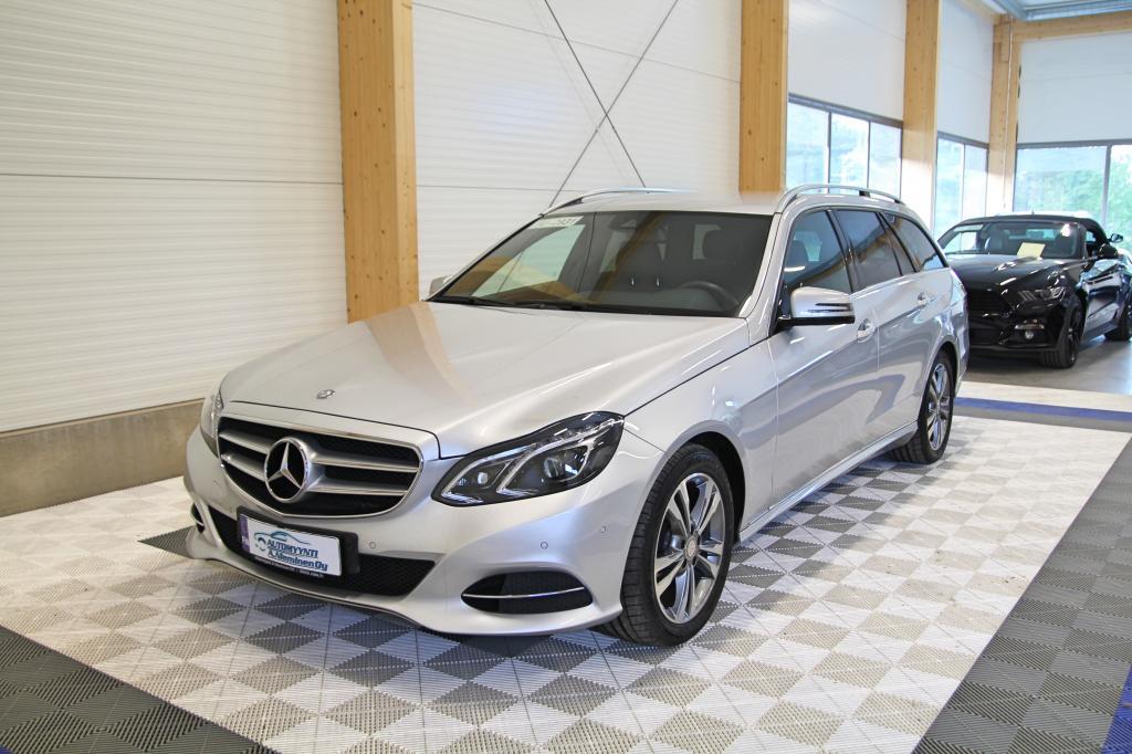 Mercedes-Benz E, 200 BT T A Avantgarde *ILS/NAVI/KOUKKU*