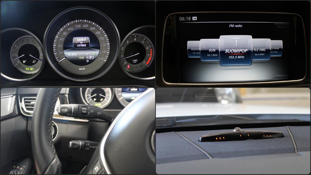 Mercedes-Benz E, 200 CGI T A Avantgarde *LED/NAVI/TUTKAT*