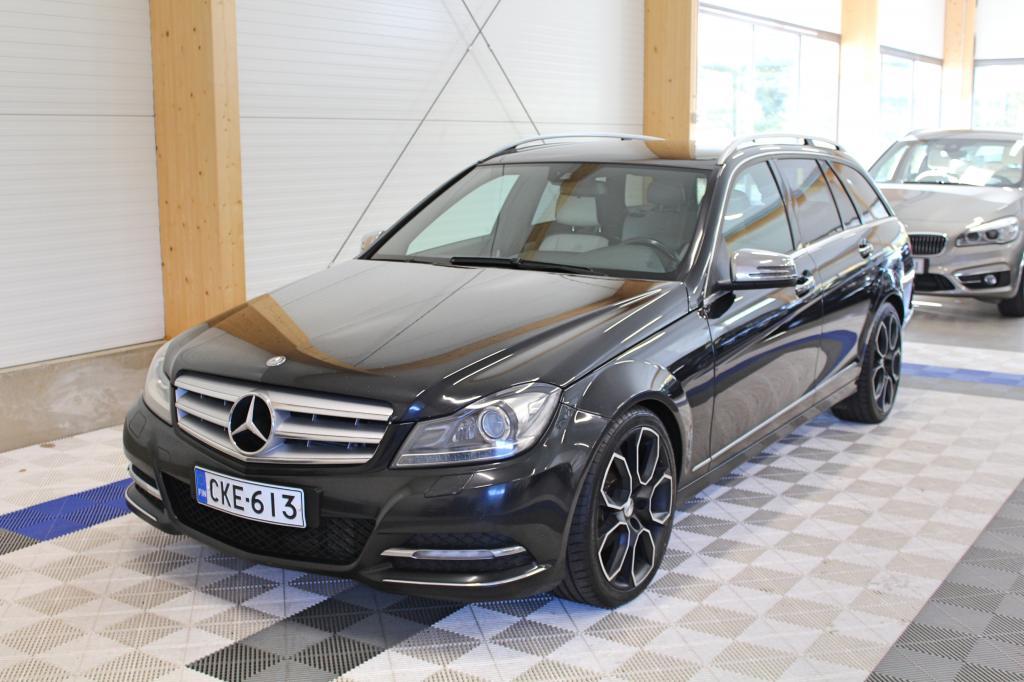Mercedes-Benz C, 250 CDI 4Matic aut Avantgarde Designo *WEBASTO/COMAND/ILS*