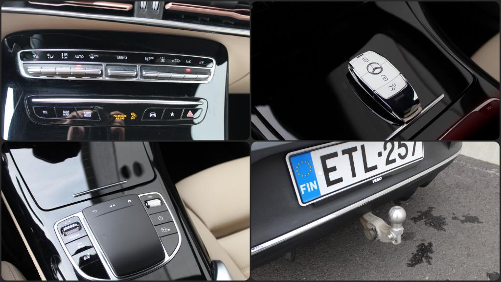Mercedes-Benz EQC, 400 4Matic AMG KORKO 0, 99% *2xRENK/VETOKOUKKU/NAHKASISUSTA/360KAMERA*