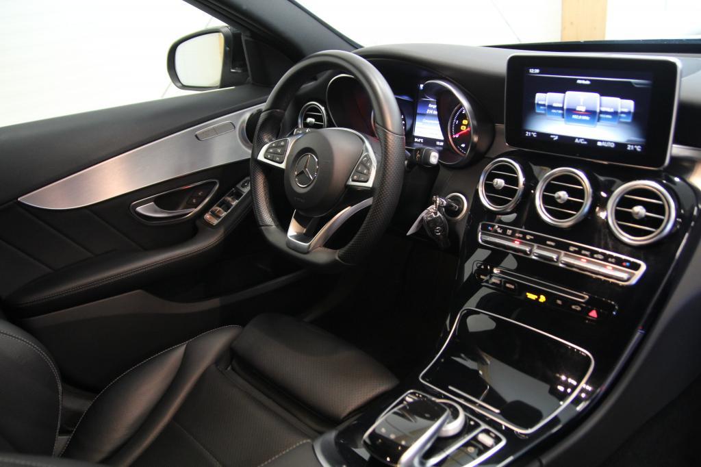 Mercedes-Benz C, 220d T A AMG *COMAND-NAVI/ILS/P-KAMERA*