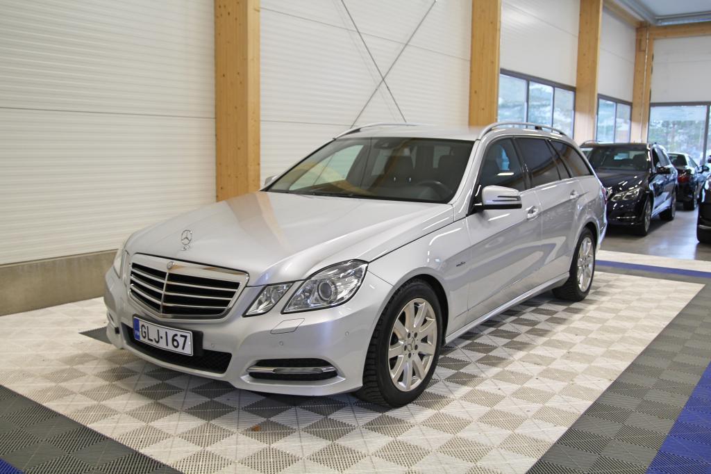 Mercedes-Benz E, 300 CDI BE T A Avantgarde *ILS/NAVI/TUTKAT*