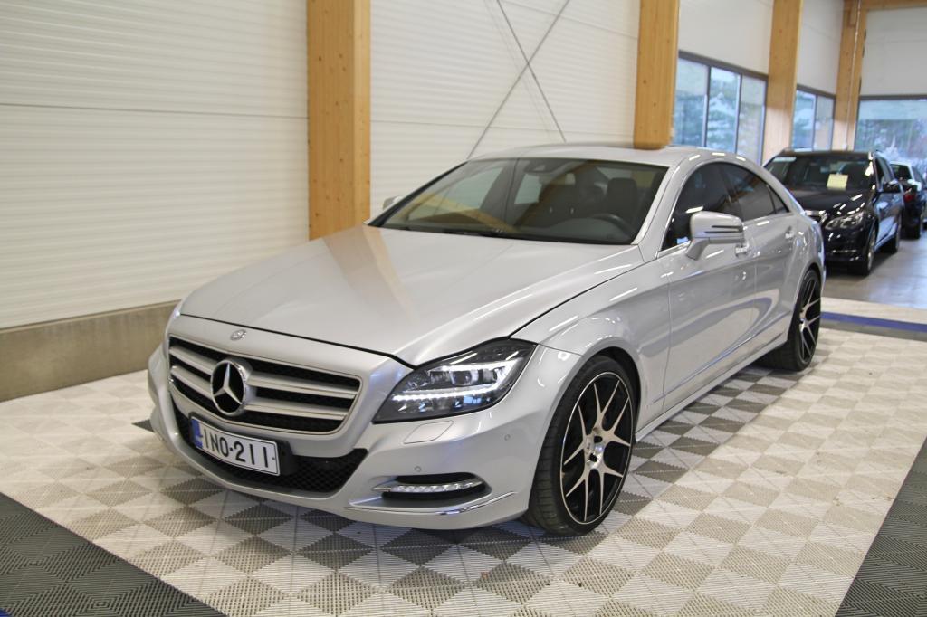 Mercedes-Benz CLS, 350 CDI A Coupe *NAHAT/COMAND/ILS/BT/P-KAMERA*