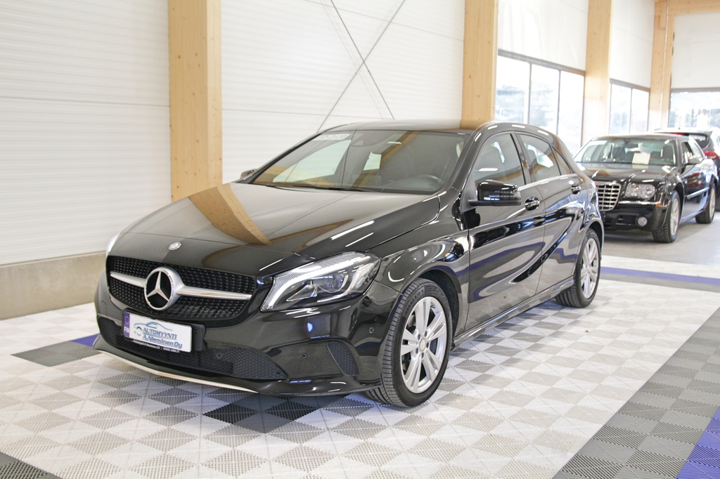 Mercedes-Benz A, 180d BE Urban *LED/NAVI/P-KAMERA*