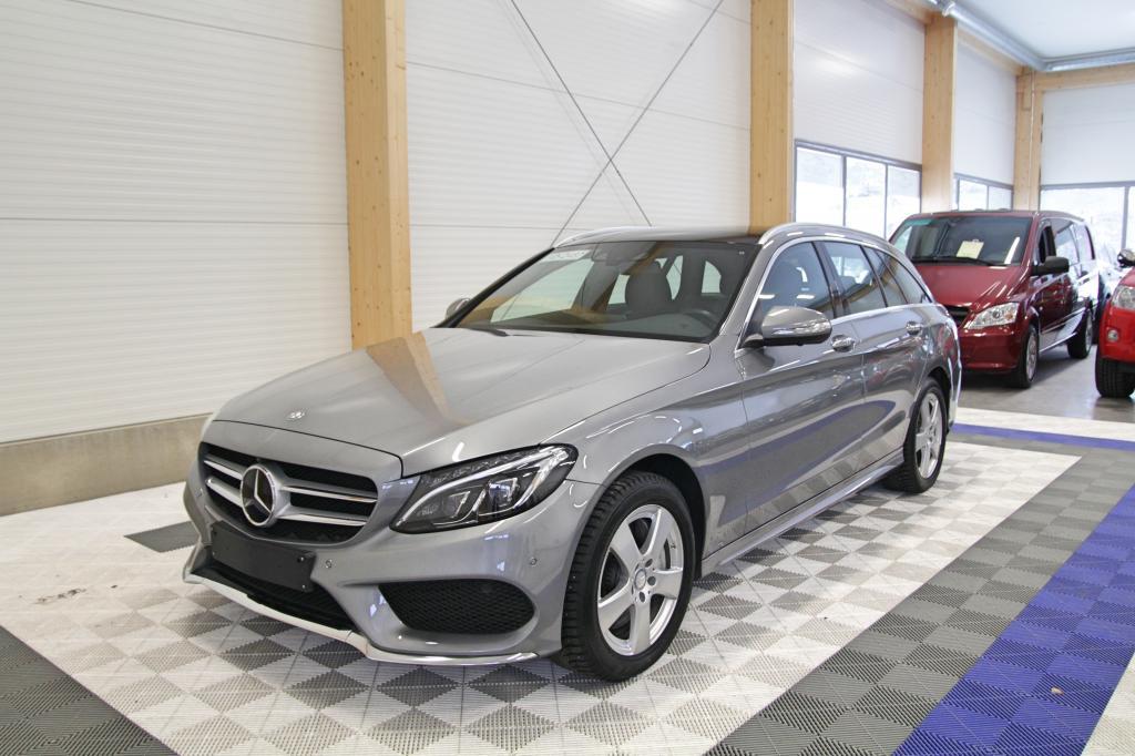 Mercedes-Benz C, 250d BlueTEC AMG Line *AMG/WEBASTO/ILS/DISTRONIC/PANORAMA/360*