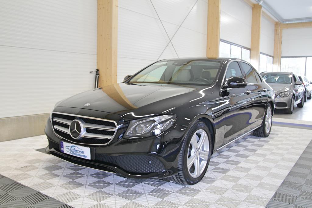 Mercedes-Benz E, 350d A HUIPPUVARUSTEIN *WEBASTO/AIRMATIC/KOUKKU/WIDESCREEN/ILS*