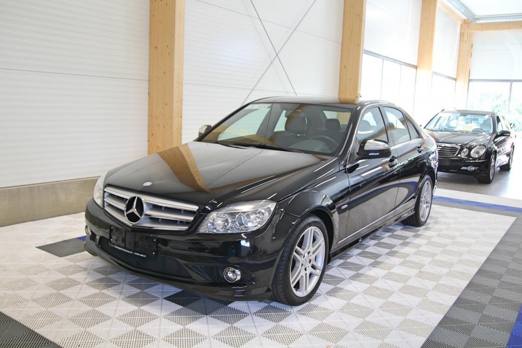 Mercedes-Benz C, 220 CDI AMG Aut *OSAMAKSULLA JOPA ILMAN KÄSIRAHAA*
