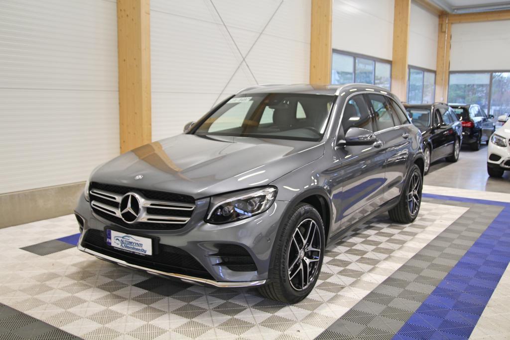 Mercedes-Benz GLC, 250d 4Matic AMG Line *ILS/BURMESTER/COMAND/NAHAT*